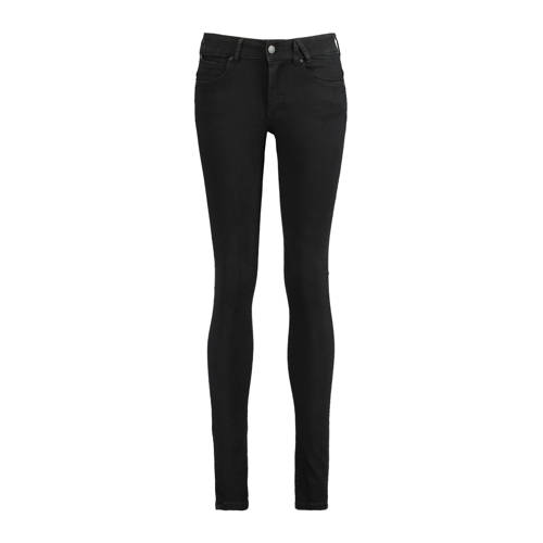 America Today skinny jeans Jane zwart