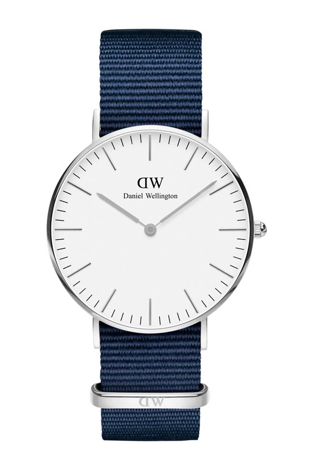Daniel Wellington horloge - DW00100280, Blauw