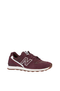 New Balance 996 sneakers aubergine (dames)