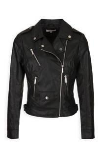 Morgan bikerjack zwart (dames)