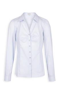 Morgan blouse lichtblauw (dames)