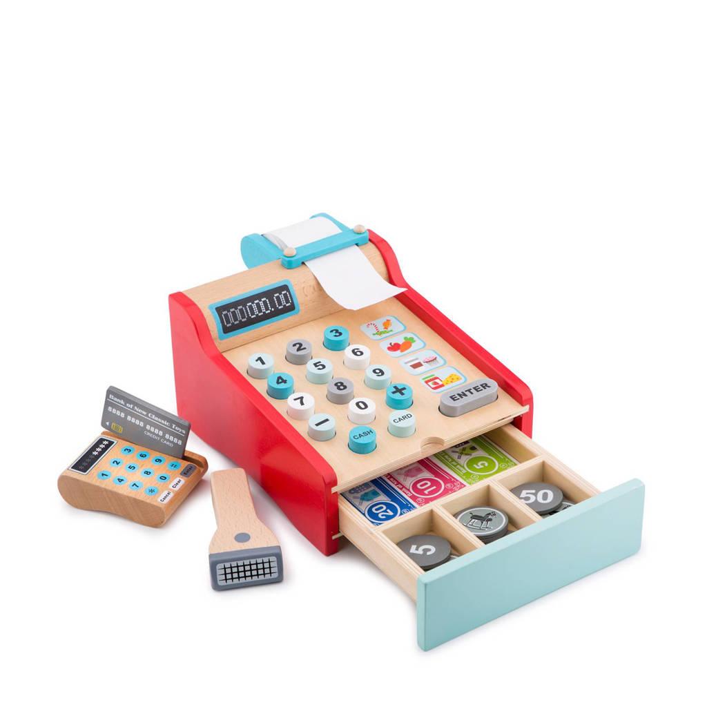 New Classic Toys houten kassa