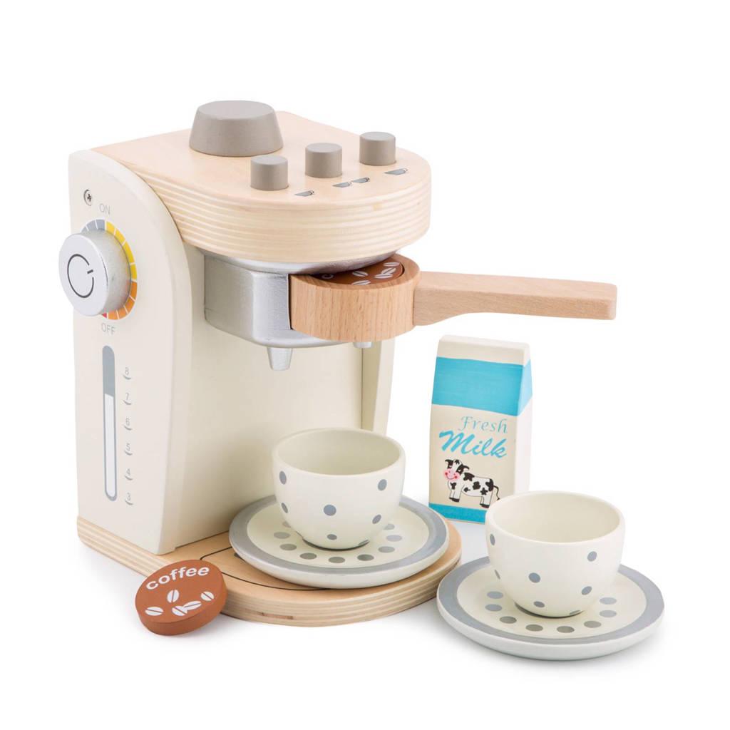 New Classic Toys houten koffiezetter