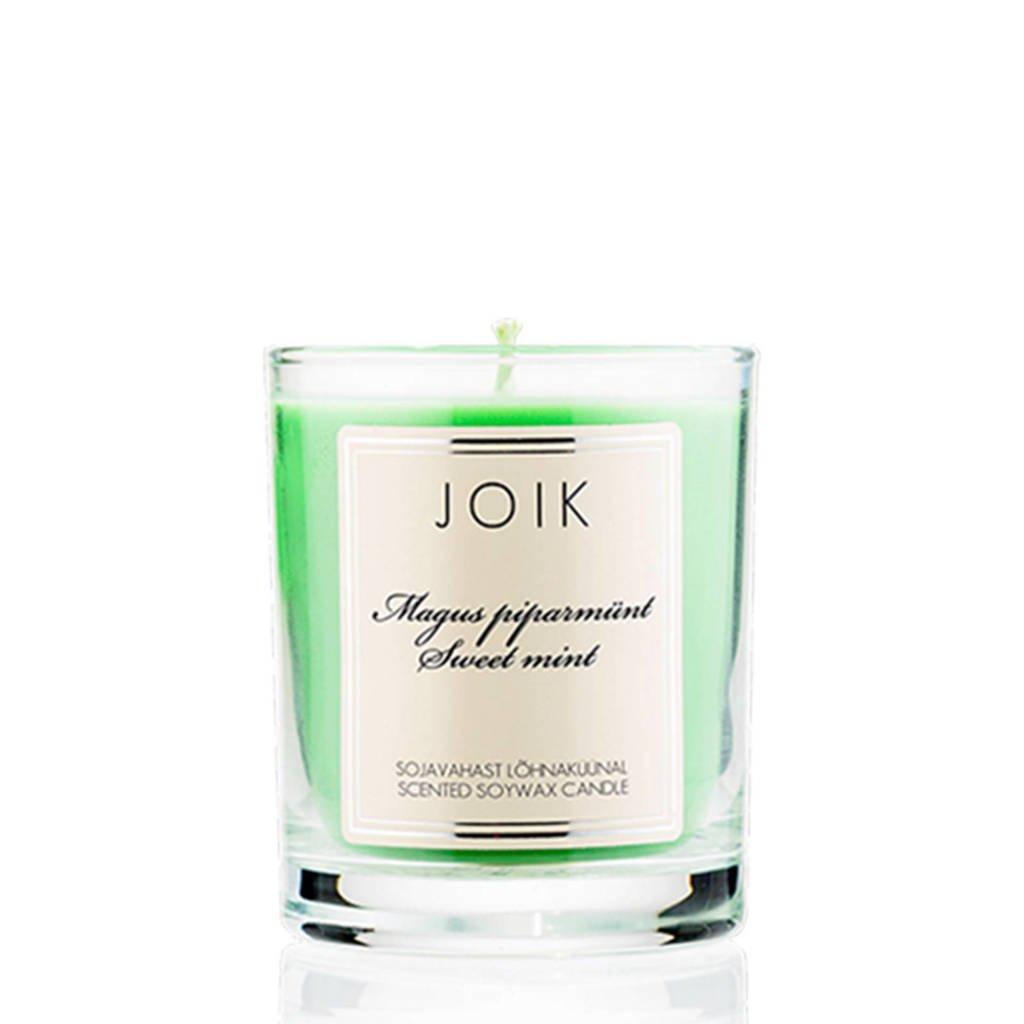 JOIK geurkaars Sweet peppermint