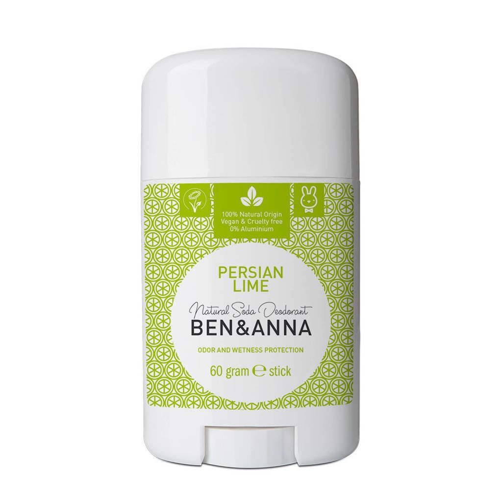 Ben & Anna Persian Lime stick