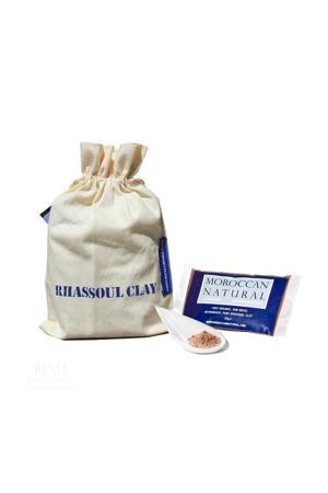 Rhassoul Clay 4x50g sachets gezichtsmasker