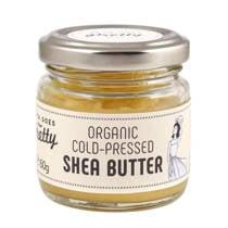 Zoya Goes Pretty Shea butter - cold-pressed & organic