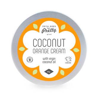 bodycrème kokosolie