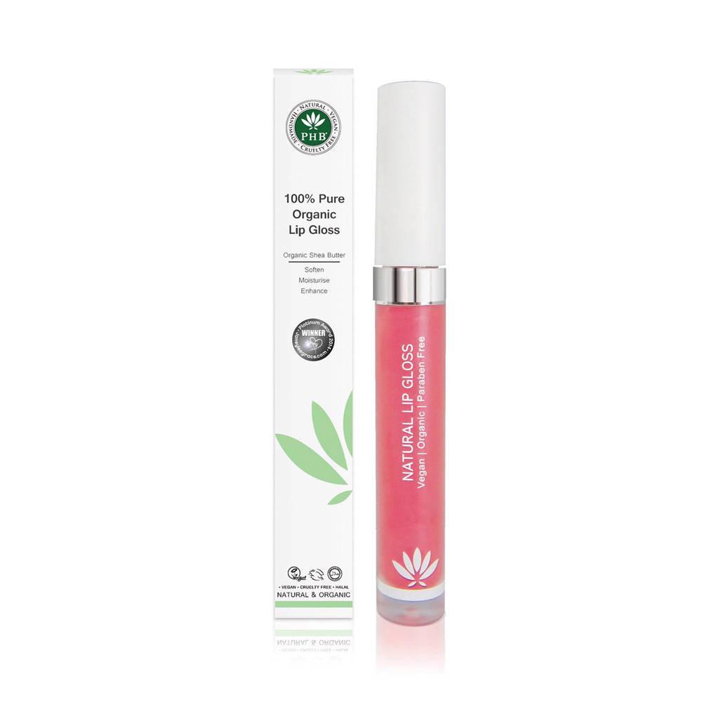 PHB Ethical Beauty lipgloss camellia (9 gr), Camellia