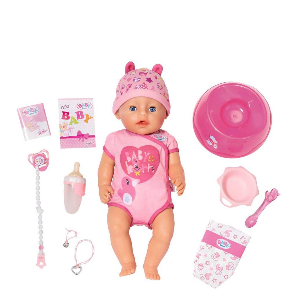 Zapf Creation Baby Born Soft Touch (meisje) babypop