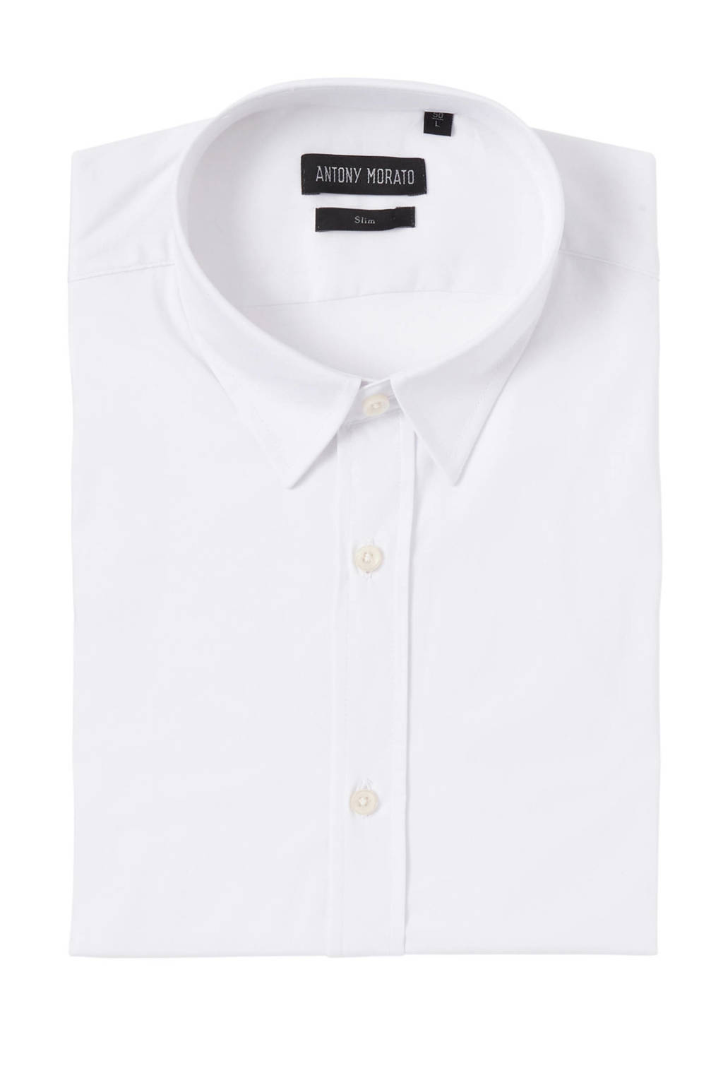 Antony Morato slim fit overhemd, Wit
