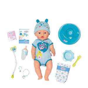 Baby Born Soft Touch (jongen)