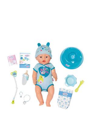 Baby Born Soft Touch (jongen) babypop