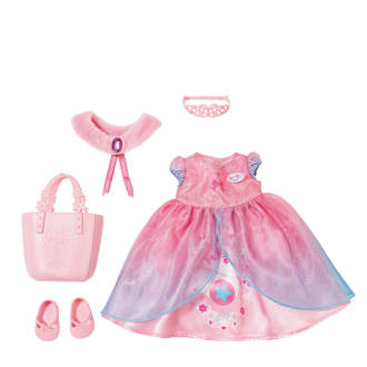 Baby Born boutique deluxe shopping prinses