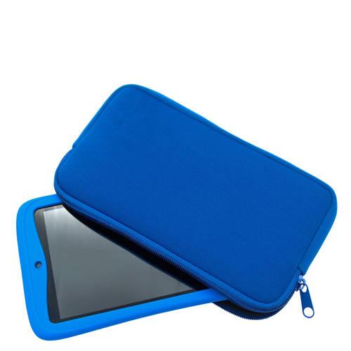 Kurio tablet hoes 7 inch kobaltblauw
