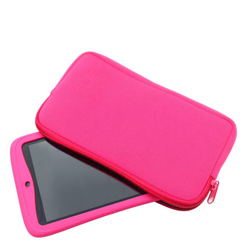 Kurio tablet hoes 7 inch roze