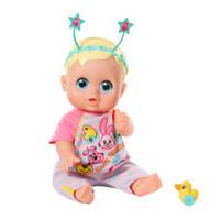 BABY born Baby Born ondeugende schommelbaby babypop