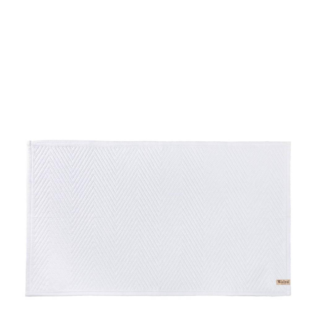 Walra badmat (60x100 cm), Wit