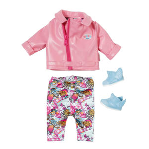 Baby Born stad scooter kleding
