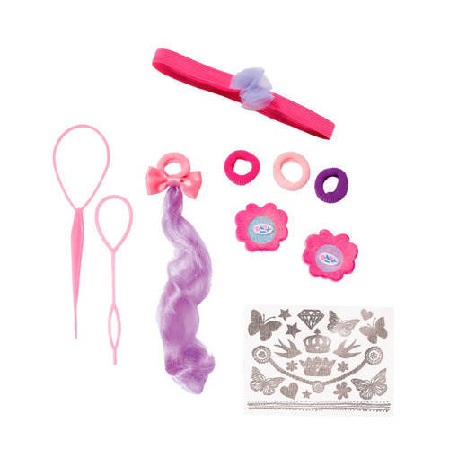 Baby Born Sister Styling Head Accessoires
