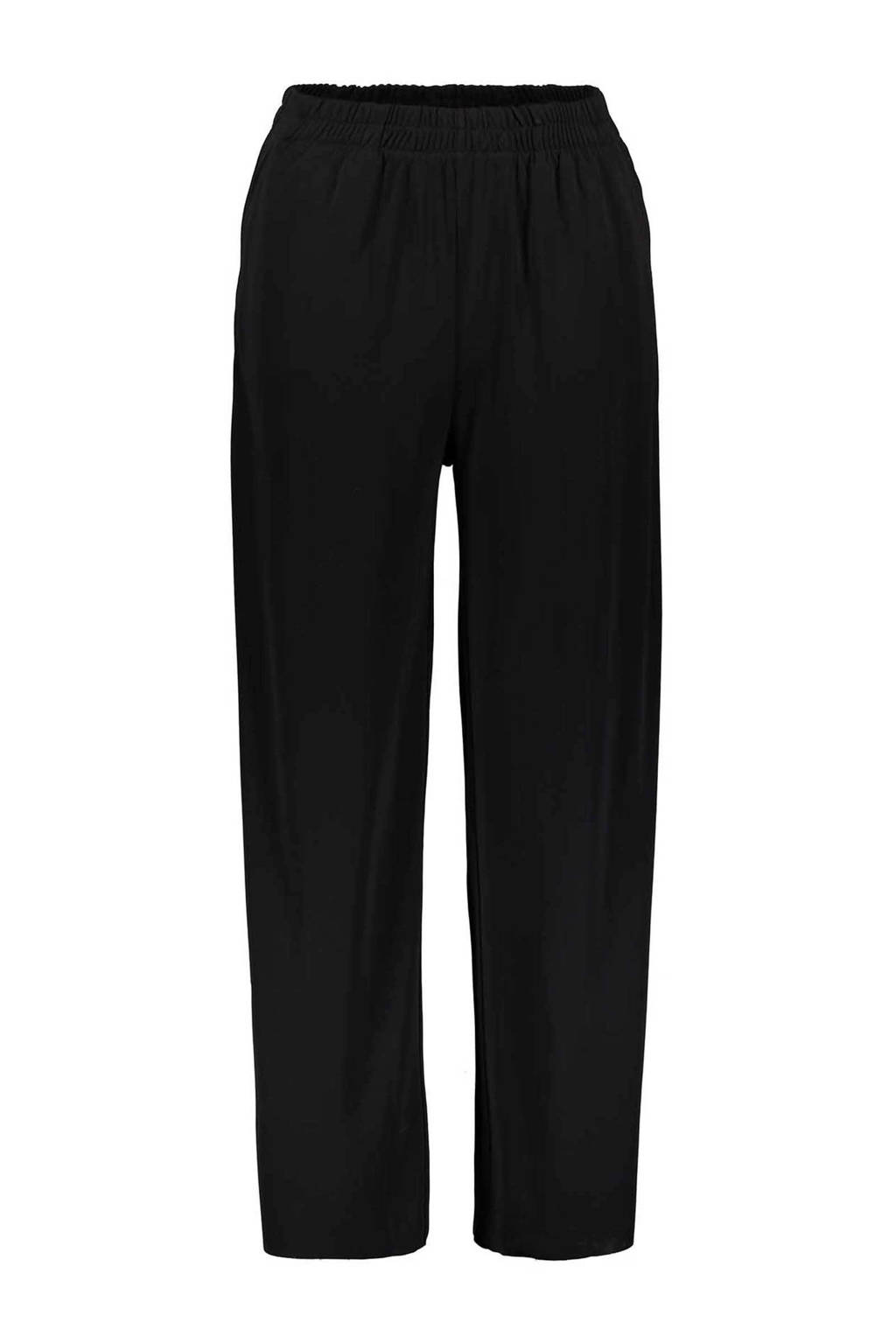 Sissy-Boy palazzo broek zwart, Zwart