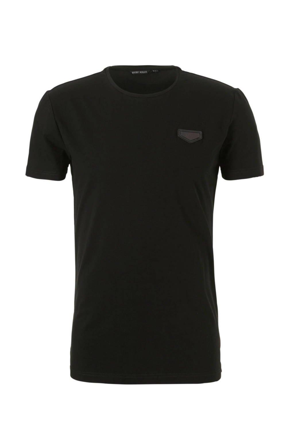 Antony Morato T-shirt, Zwart
