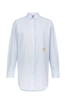 Tommy Hilfiger Icons Pames boyfriend blouse (dames)