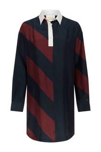 Tommy Hilfiger Icons Rugby zijde jurk  (dames)