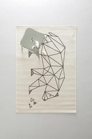 vloerkleed LINEO  (170x120 cm)
