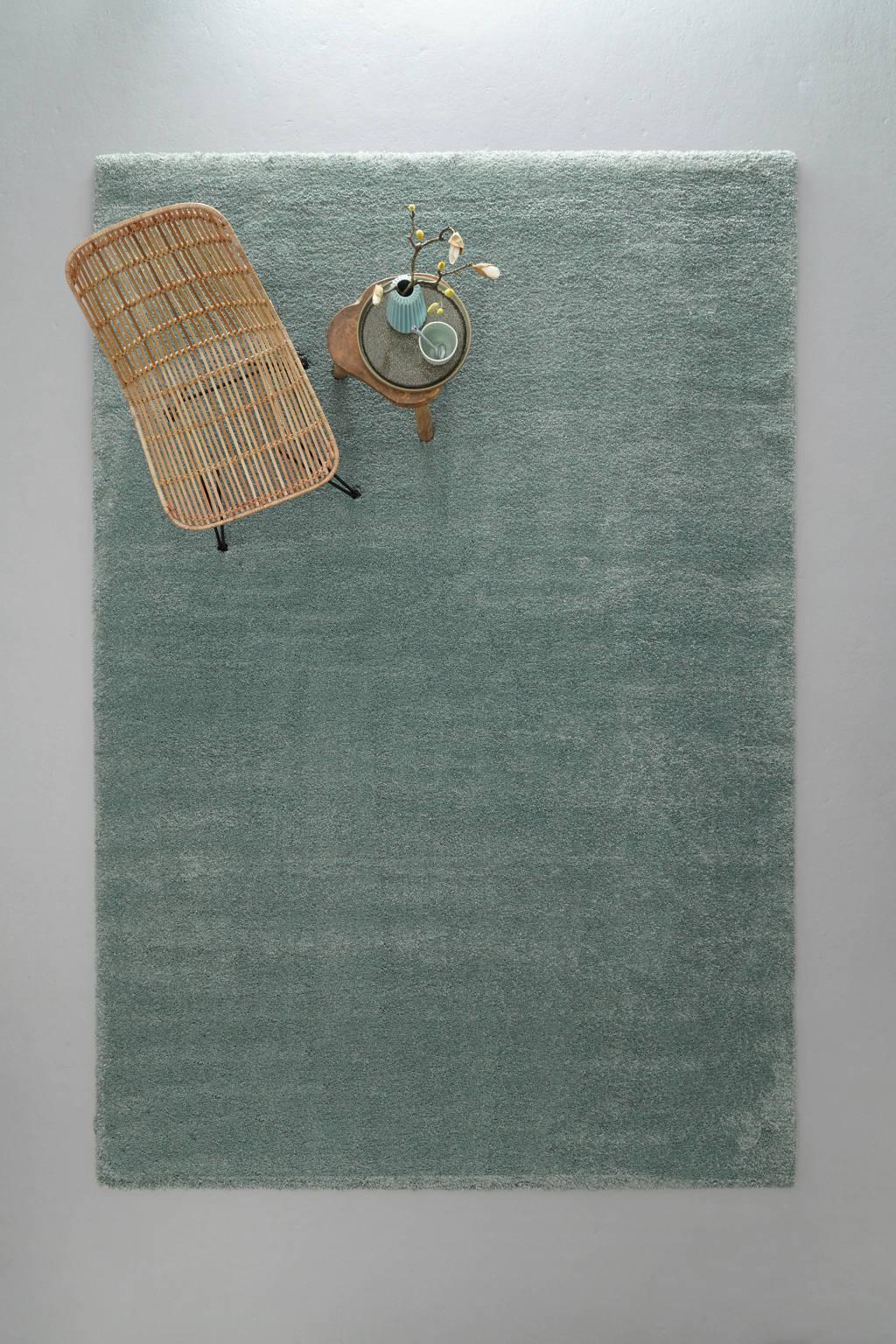 whkmp's own vloerkleed  (290x200 cm), Zeegroen