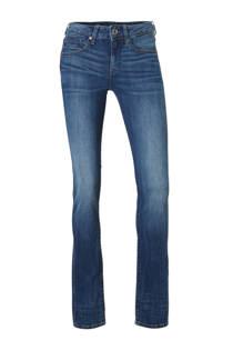 G-Star RAW Midge Mid Straight fit jeans (dames)