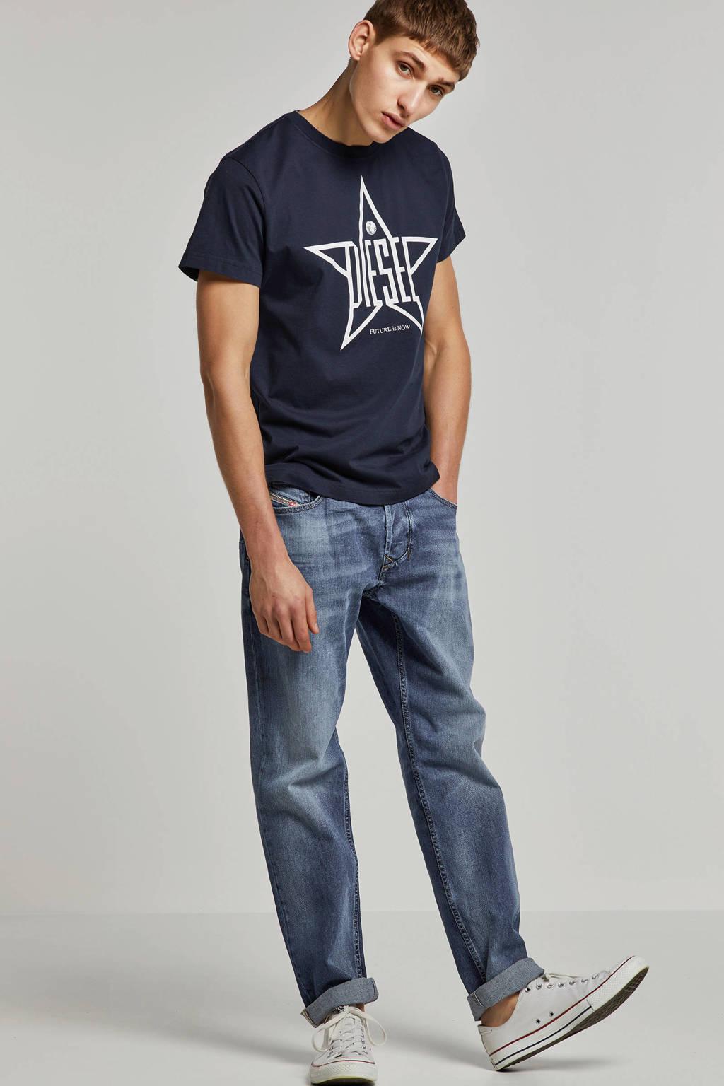 Diesel regular fit jeans Larkee-Beex, Dark denim