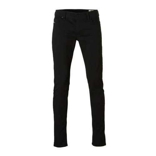 Diesel slim fit jeans Sleenker zwart