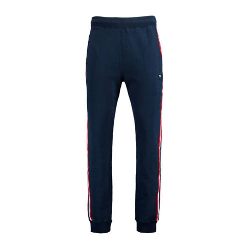 sweatpants Conrad Tape donkerblauw