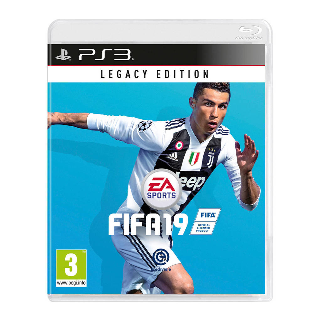 FIFA 19 legacy edition (PlayStation 3)