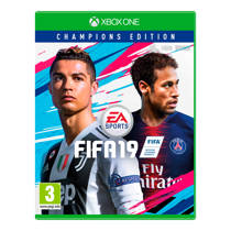 FIFA 19 Champions edition (Xbox One)