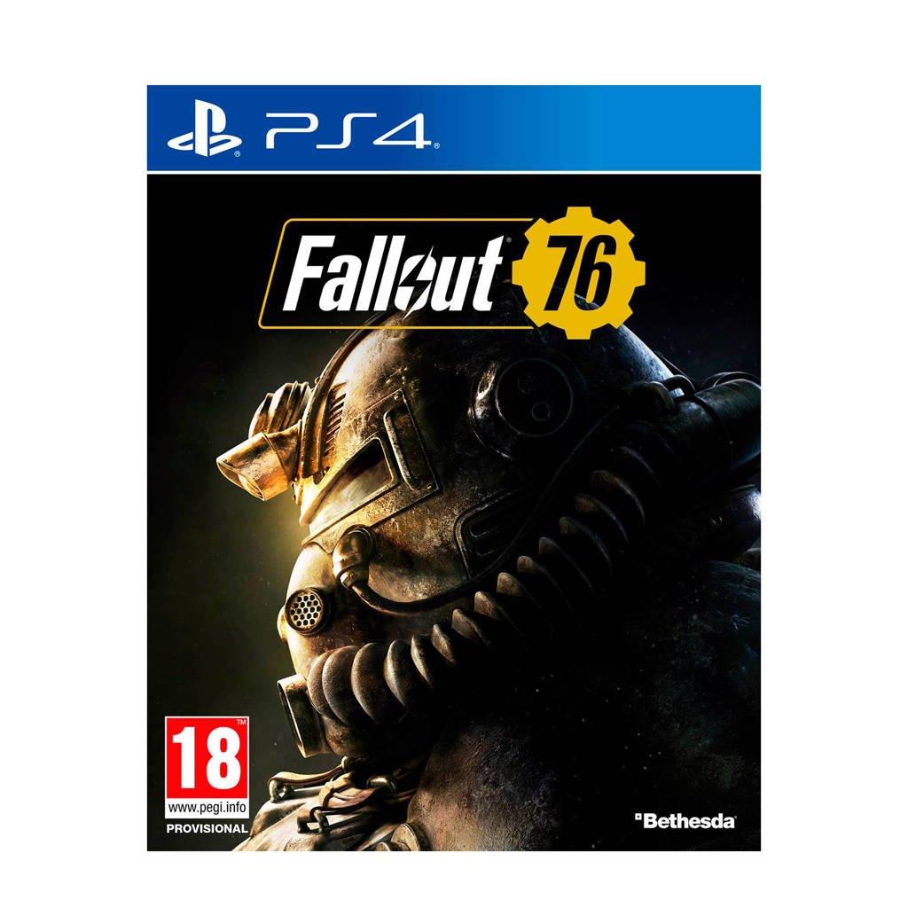 Fallout 76 (PlayStation 4)