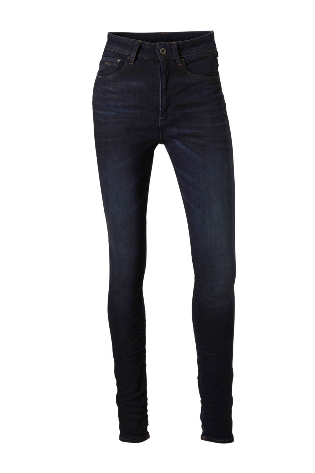 G-Star RAW 3301 Ultra High Skinny jeans, Blauw