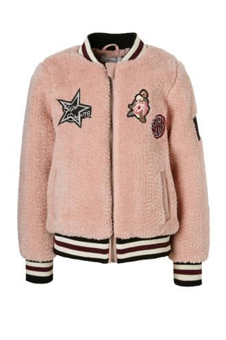 KIDS bomberjack Melody roze