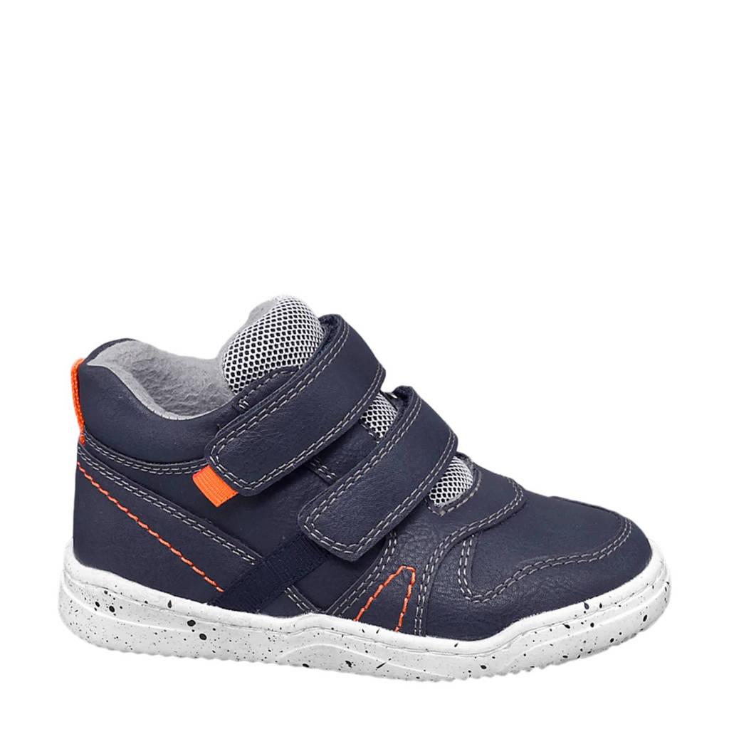 vanHaren Bobbi-Shoes  sneakers donkerblauw, Donkerblauw
