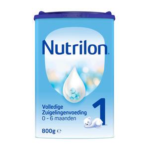 1 Volledige Zuigelingenvoeding - flesvoeding - 0-6 maanden - 800 gram