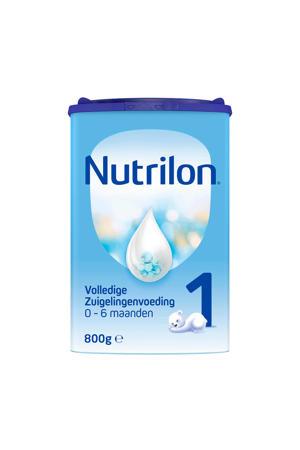 Volledige Zuigelingenvoeding 1 - vanaf 0 maanden - 800 gram - Flesvoeding