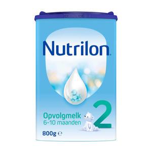 2 Opvolgmelk-  flesvoeding - 6 tot 10 maanden - 800 gram