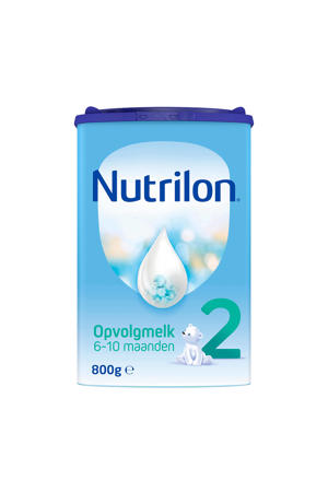 Opvolgmelk 2 - vanaf 6 maanden - 800 gram - Flesvoeding