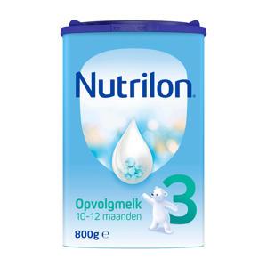 Opvolgmelk 3 - vanaf 10 maanden - 800 gram - Flesvoeding