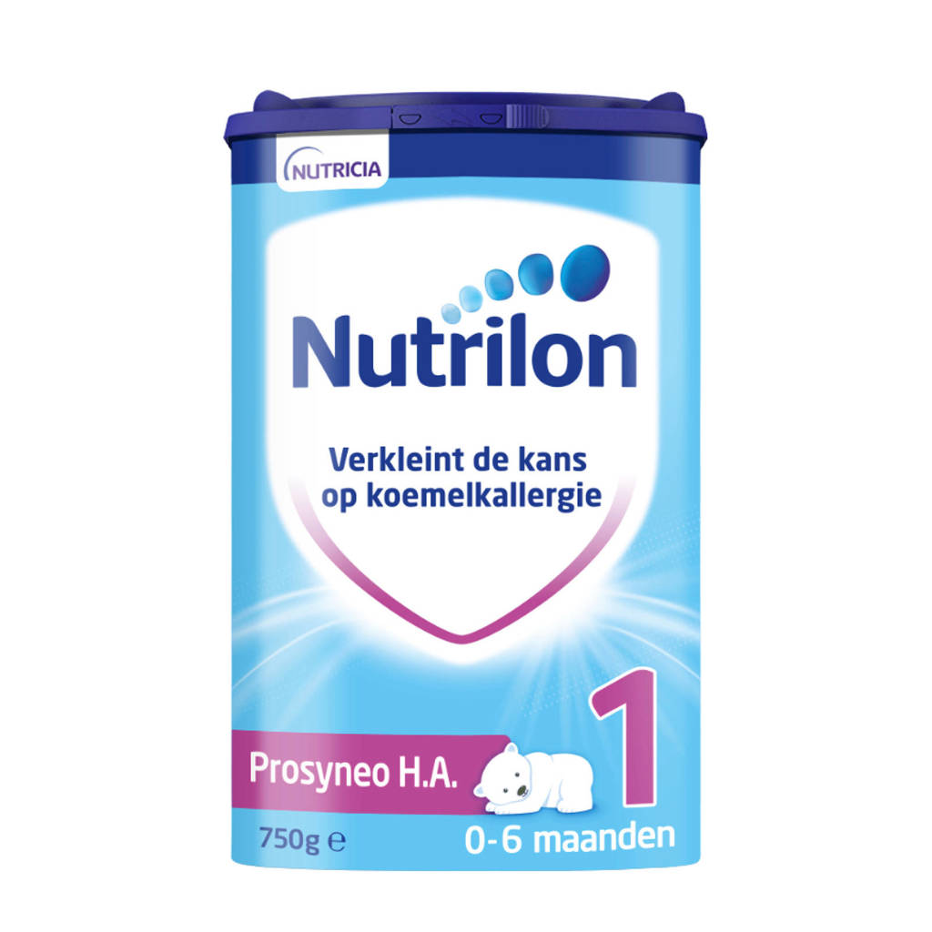 Nutrilon  Prosyneo H.A.  1 - vanaf 0 maanden - 800 gram - Flesvoeding