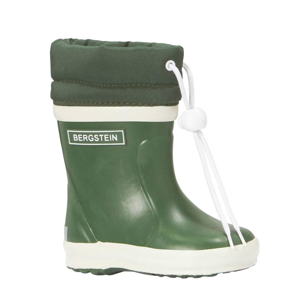 Bergstein   winterlaarzen groen kids, Groen