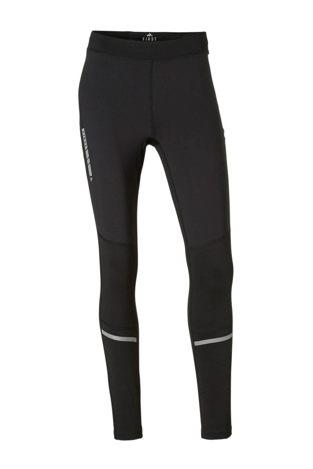 First   sportbroek zwart, Zwart