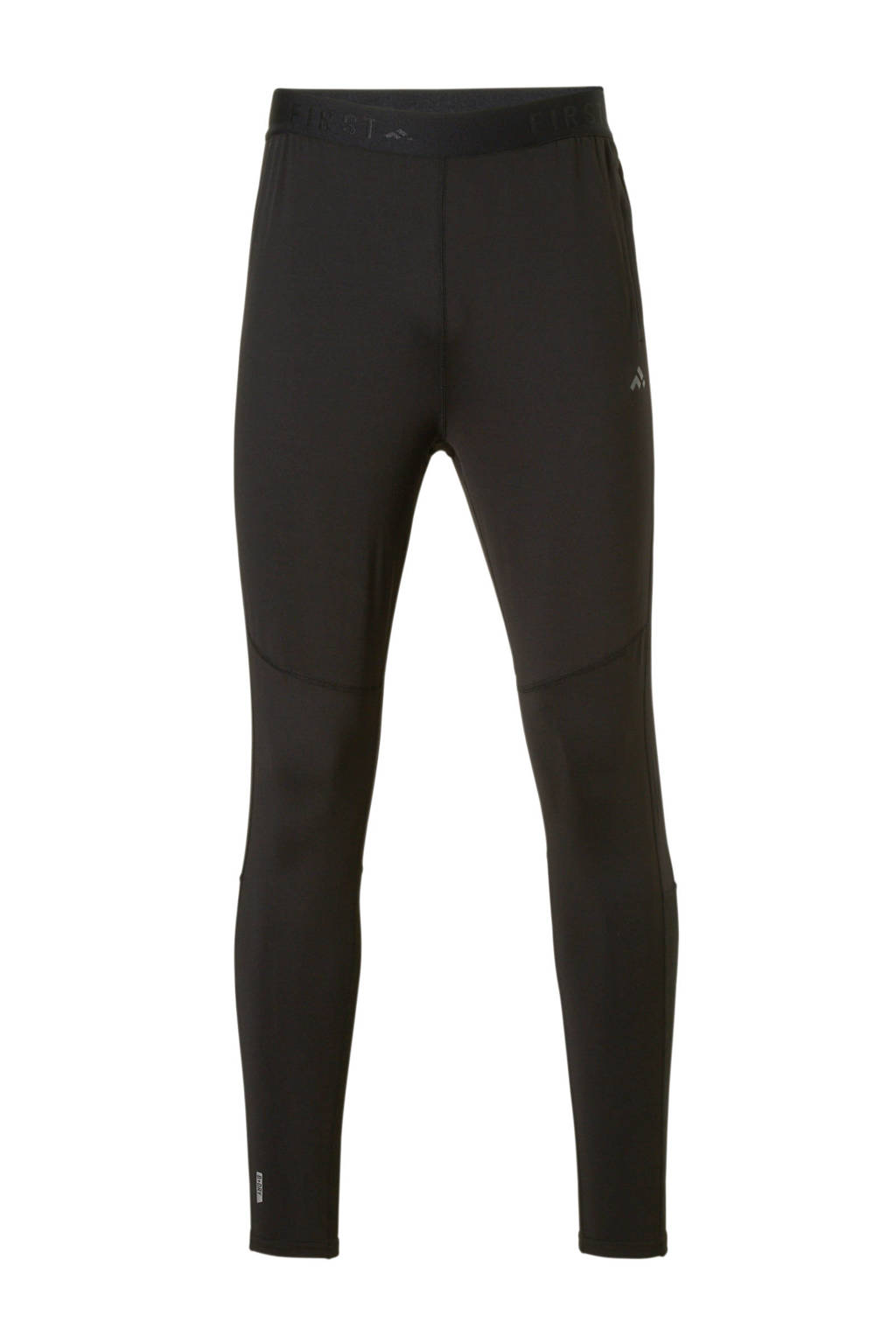 First   sportbroek zwart, Zwart