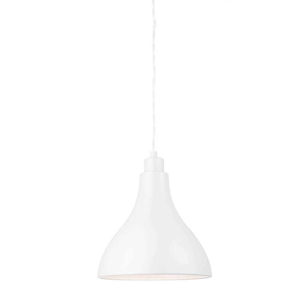 home sweet home hanglamp, Wit
